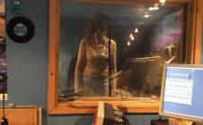 JC Lodge recording Beautiful World